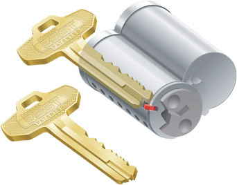 Keys and Cores